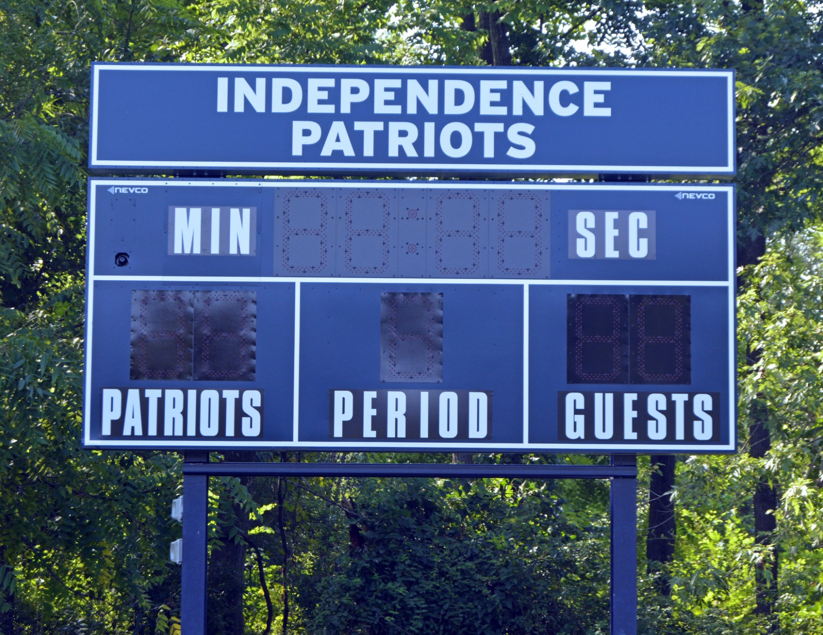 For 1st time in school's 40-year history, Indy adds outdoor scoreboards