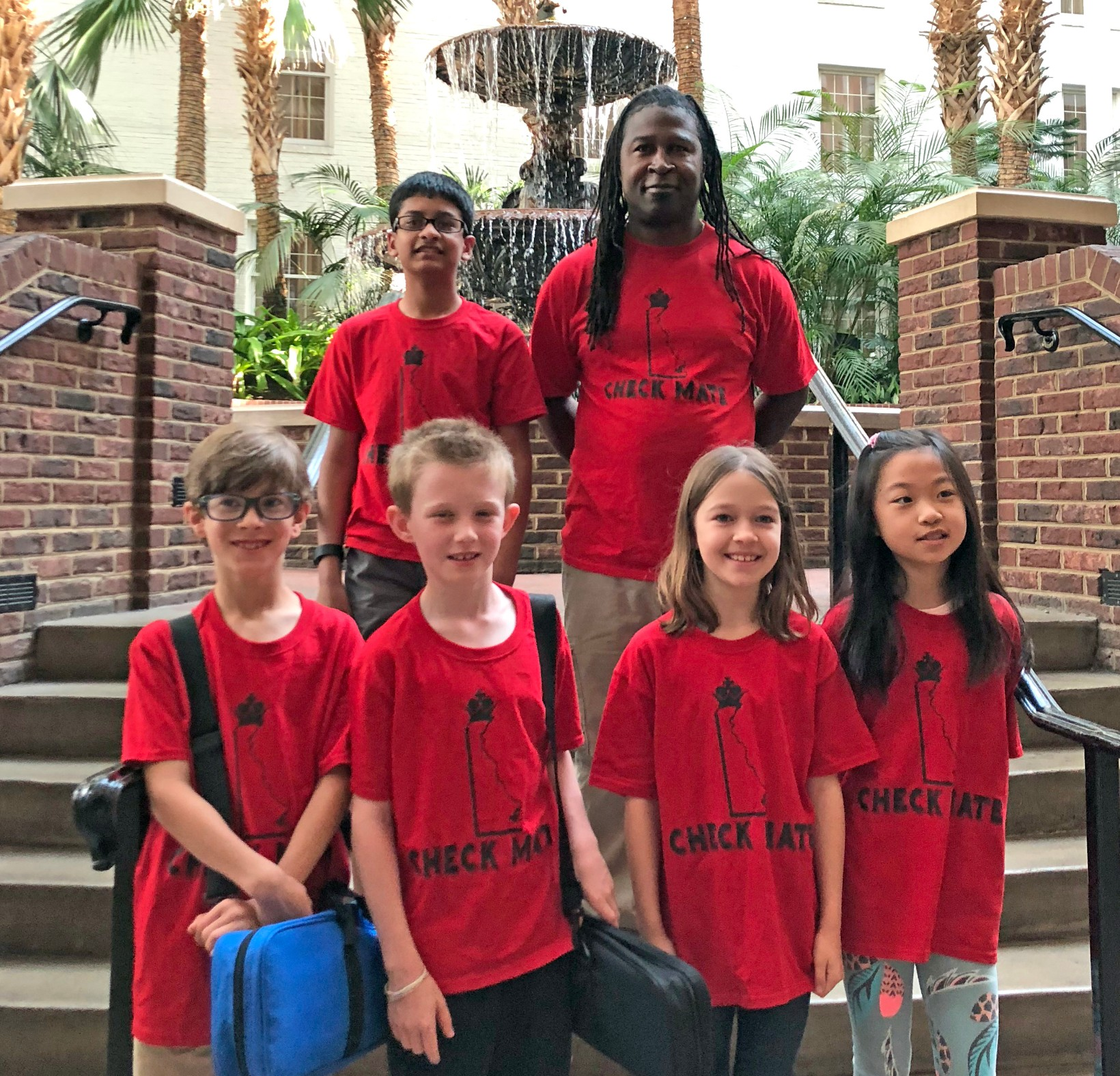 Chess Club members participate in National Elementary Championships