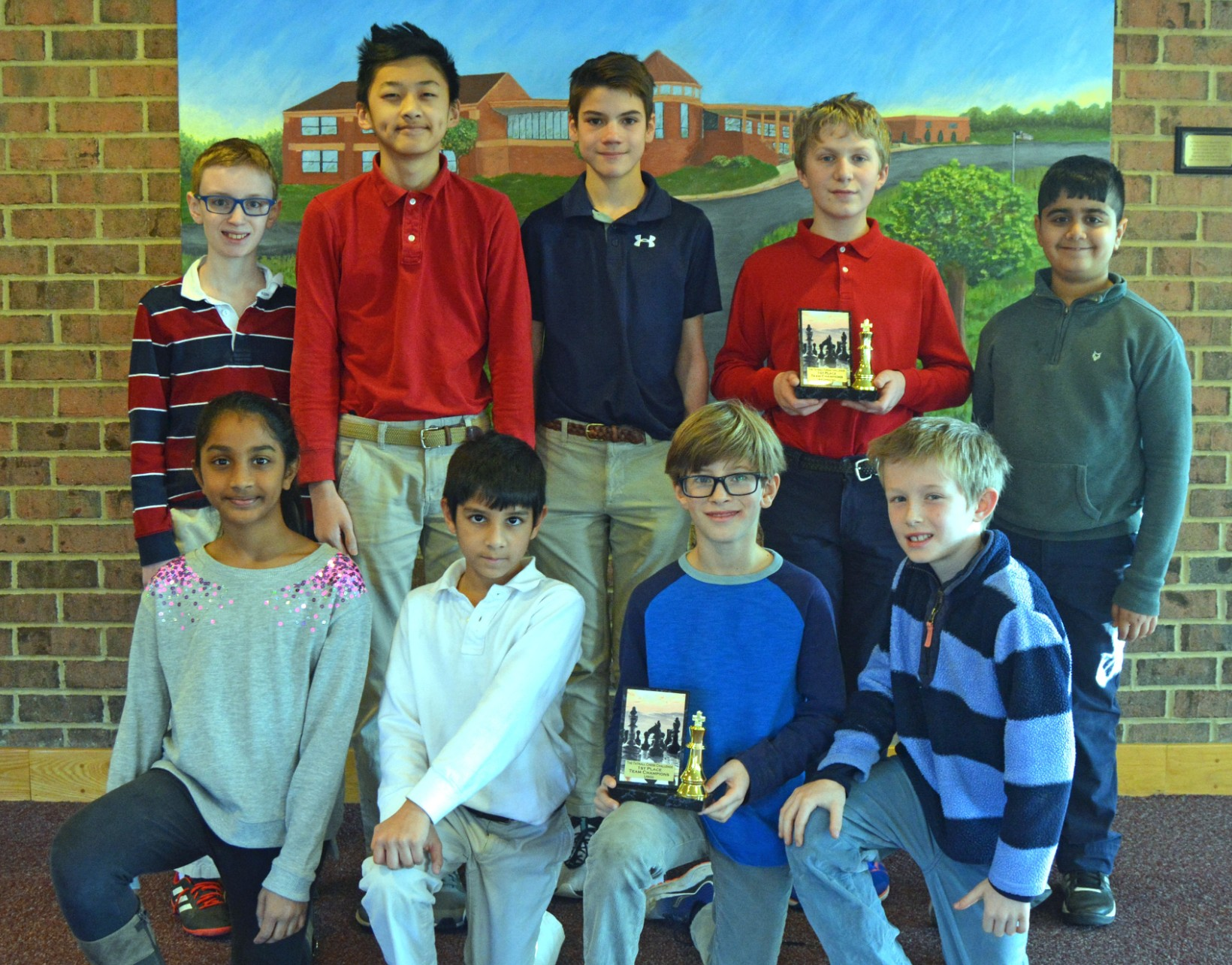 Indy excels at Tatnall Scholastic Chess Challenge