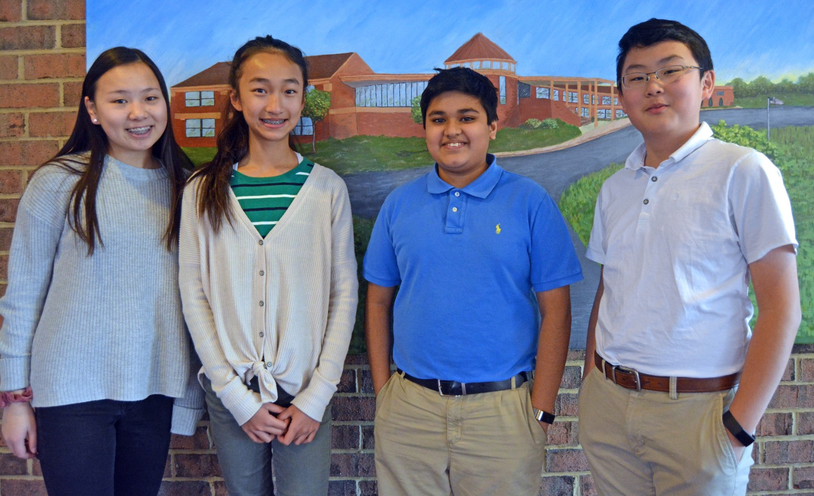 Group of 4 students to represent Indy at All-State Band & Orchestra events