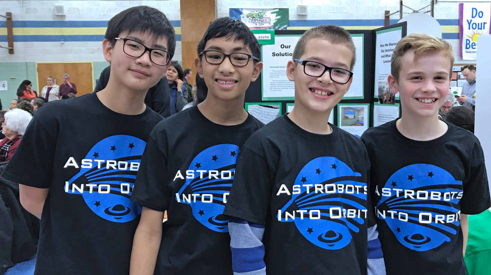 TWO INDY ROBOTICS TEAMS QUALIFY FOR FLL CHAMPIONS TOURNAMENT