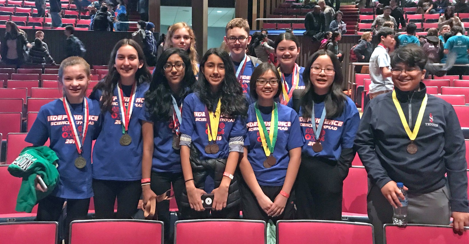 Science Olympiad Team Success!