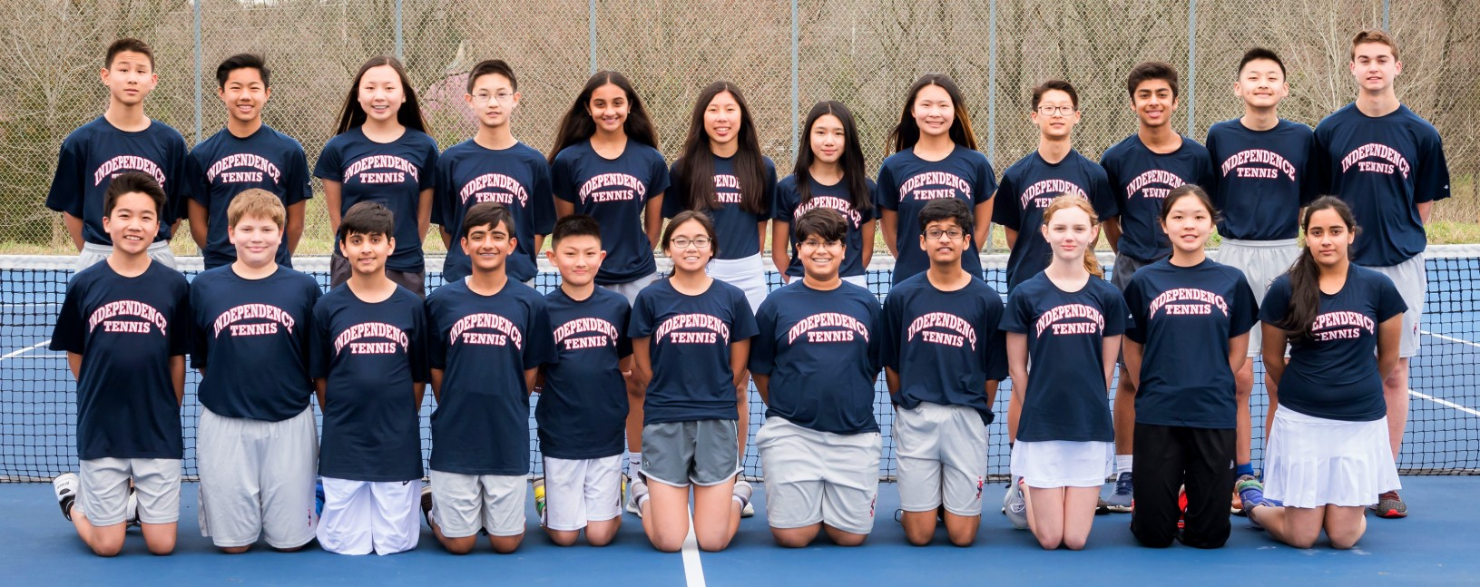 Tennis extends unbeaten streak to 8 seasons, 79 matches