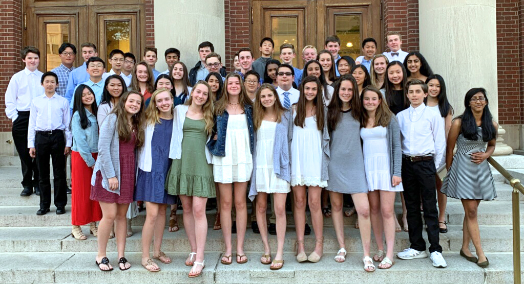 Class of 2019 bonds in Boston