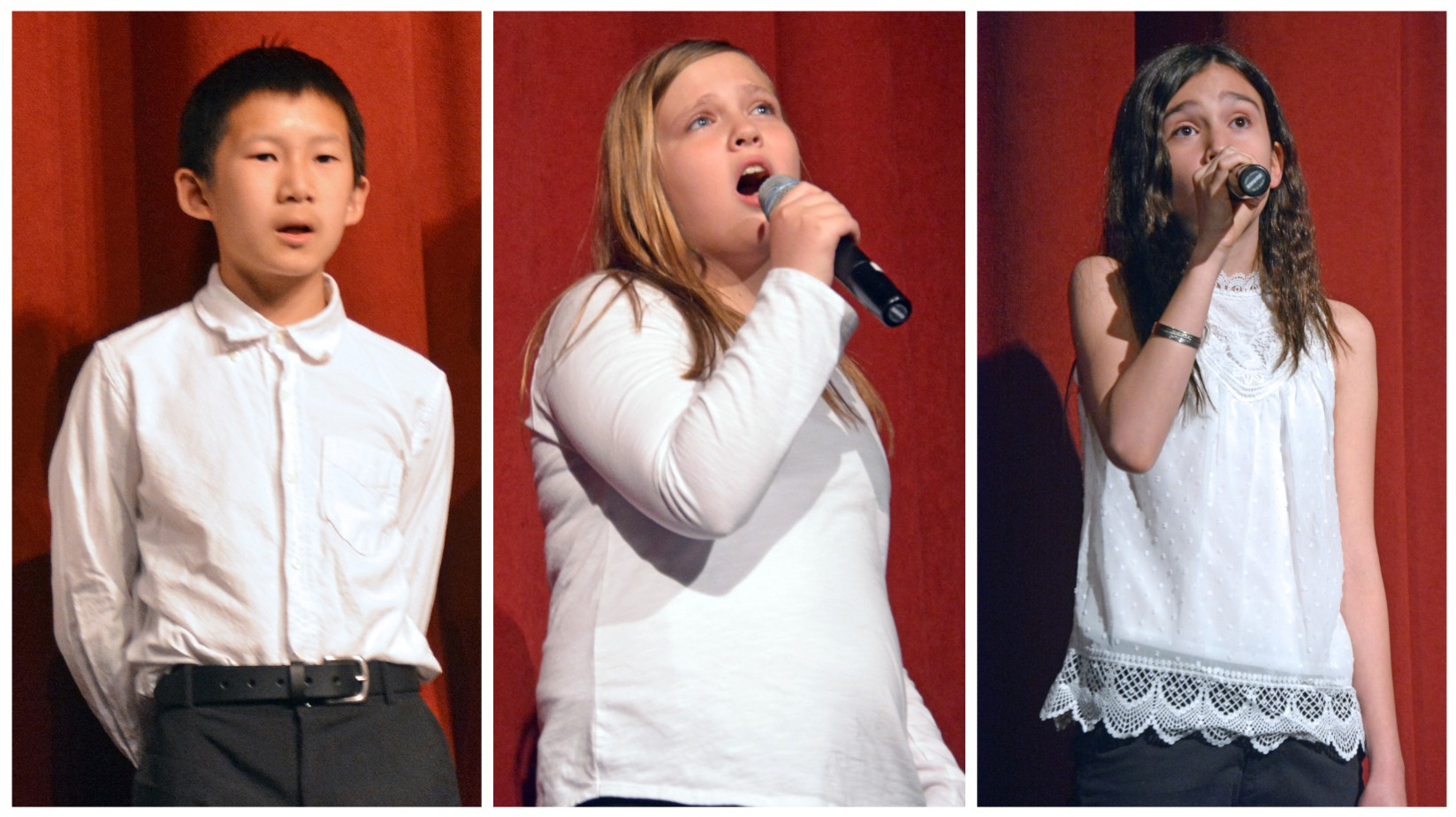 Three Indy students named to Junior All-State Chorus