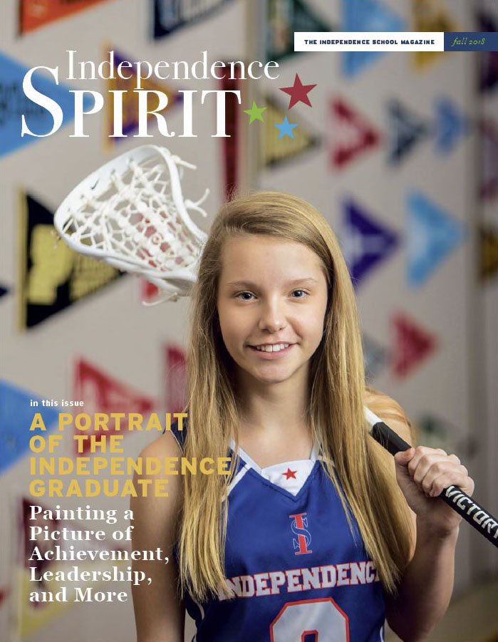 "Fall 2018 ""Spirit"" Magazine available now on our website"